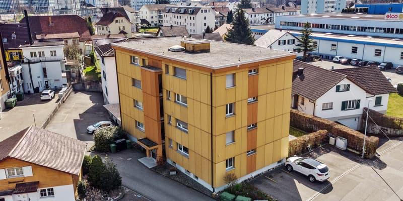 Mehrfamilienhaus - 4663 Aarburg