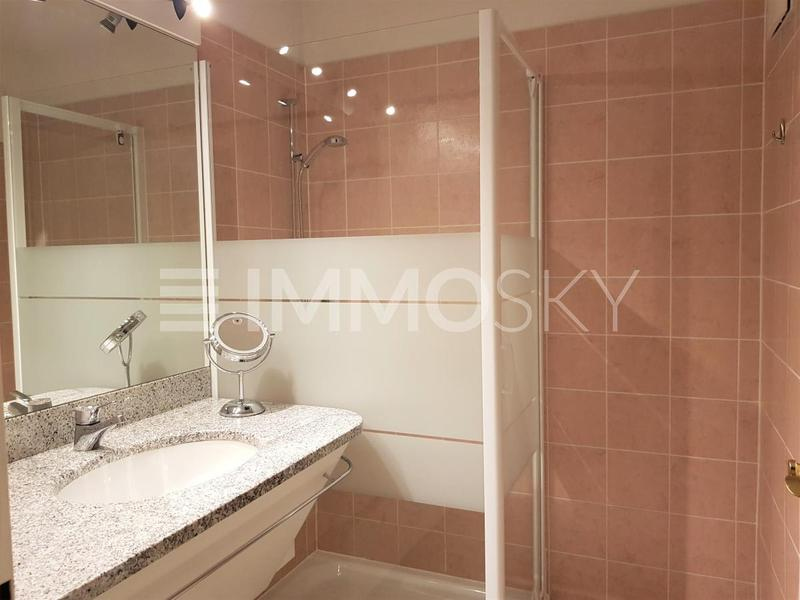 Salle de bain elegante