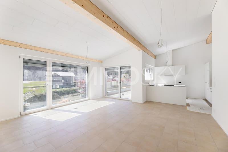 Heller Wohnbereich  3.5 Zimmer