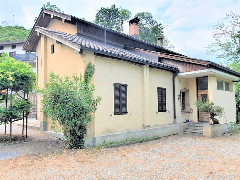 Casa in posizione strategica