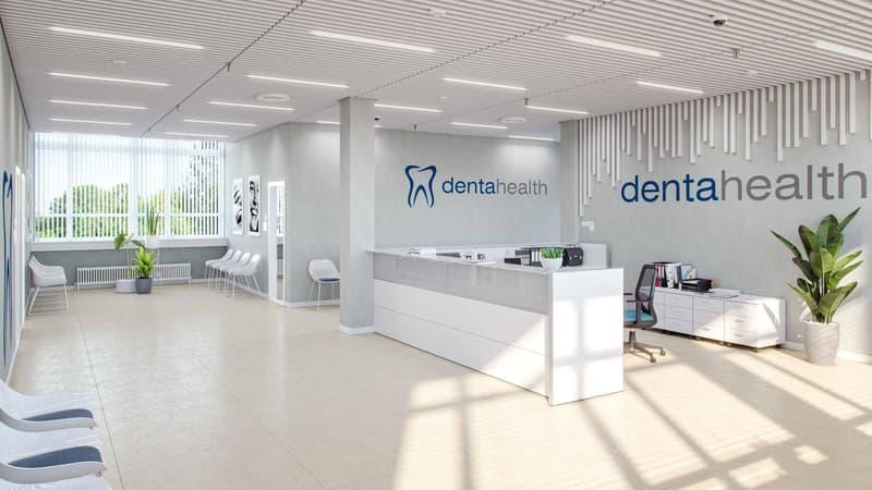 Proposition d'aménagement cabinet dentaire
