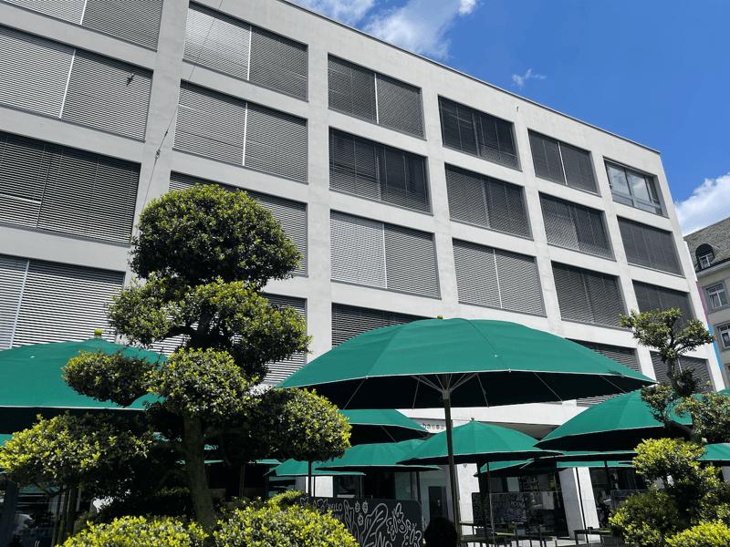 Bürohaus am Kreuzplatz 5