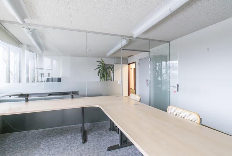 Einzelbüros im 2. Obergeschoss