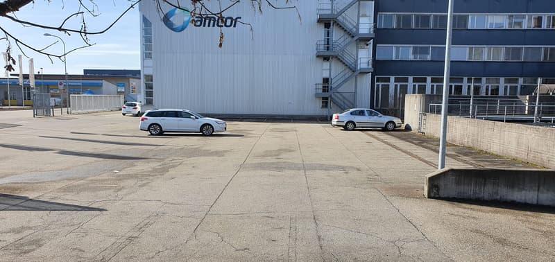 Rickenbach Abstellfläche für spezielle Fahrzeuge