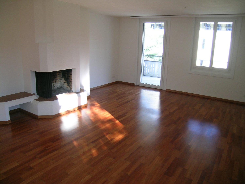 Miete: Wohnung in familienfreundlichem Wohnquartier