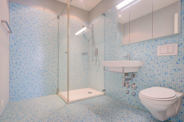 Dusche WC - Vorschau
