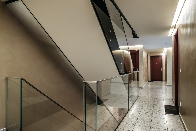 Treppenhaus - Vorschau