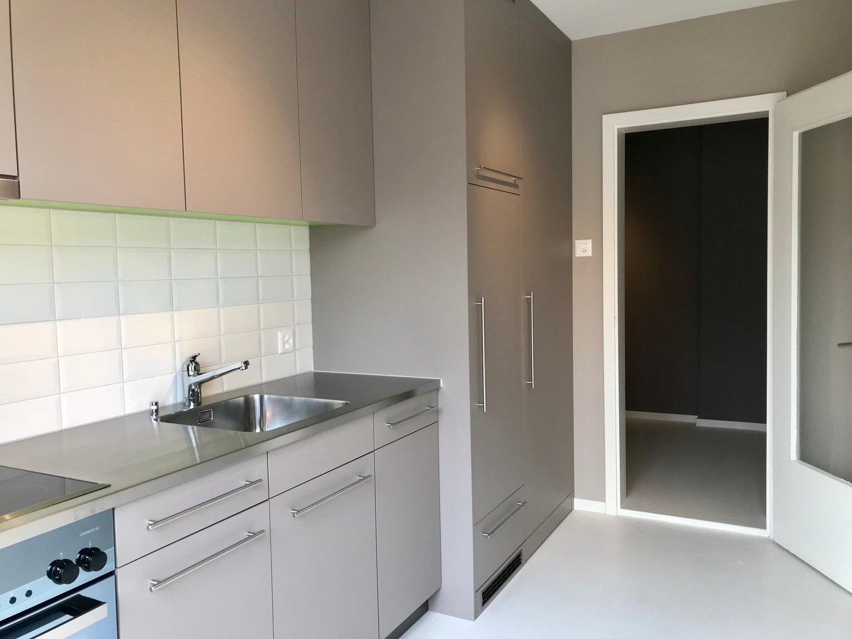 Wunderschöne renovierte 2.0-Zimmerwohnung im Zürcher Seefeld