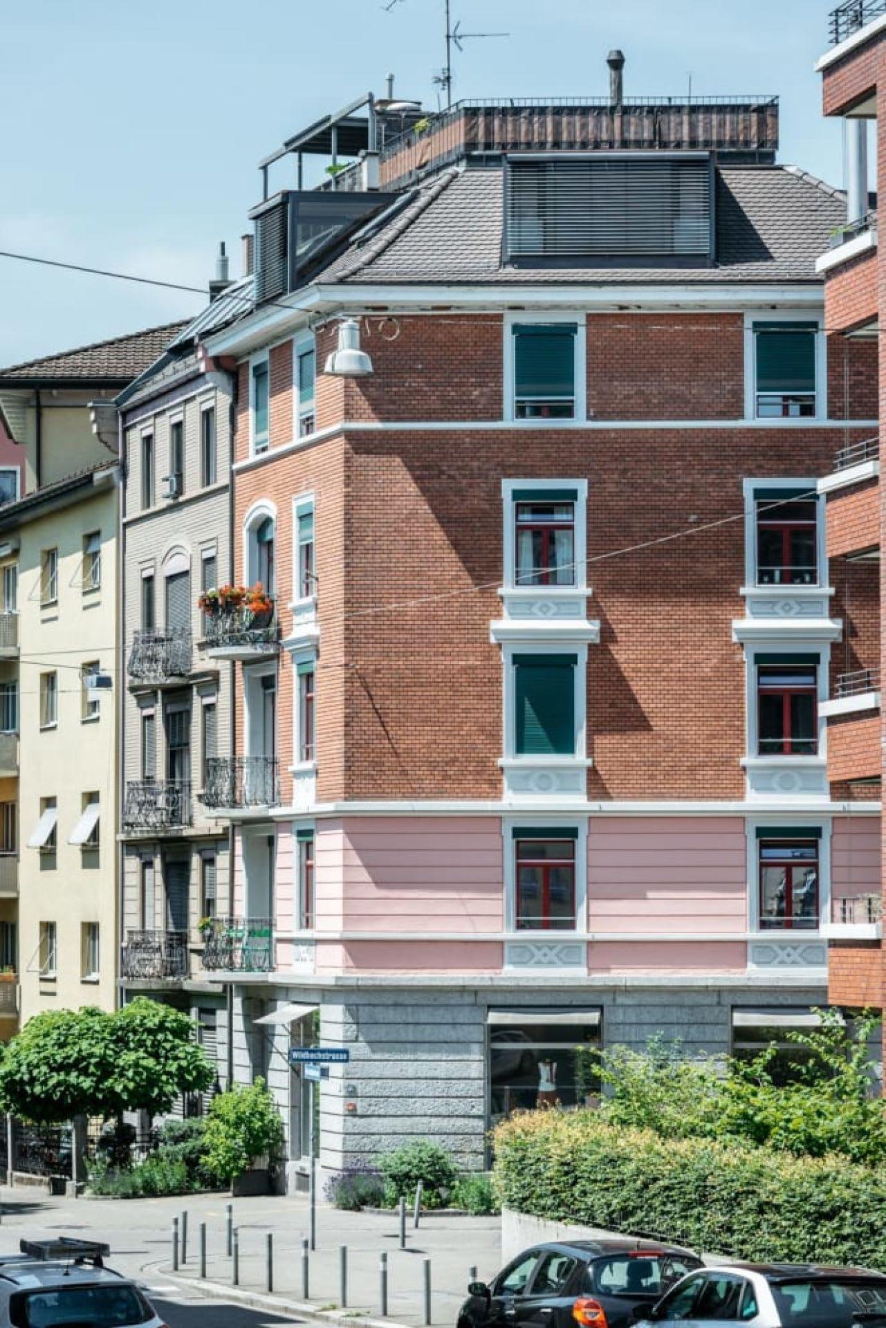 Charmante Stadtwohnung im Seefeld mit SPA und Concierge-Service