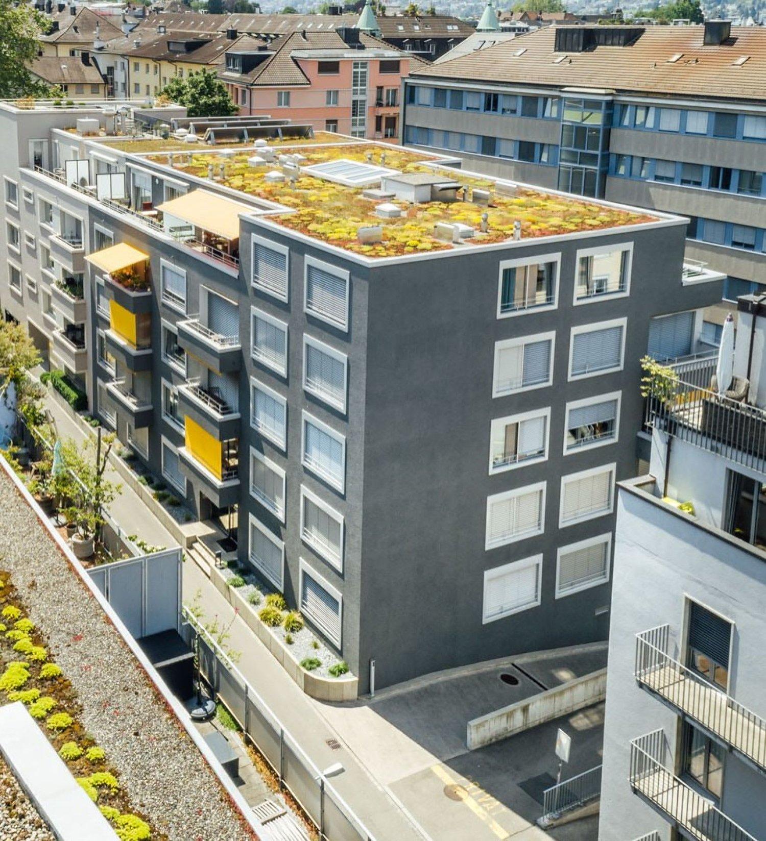 Erstklassige Wohnung im Seefeld