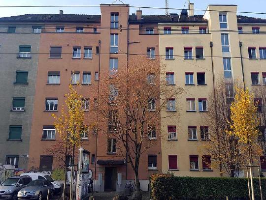 Befristete 2-Zimmer Wohnung nahe Letzigrund / Albisriederplatz