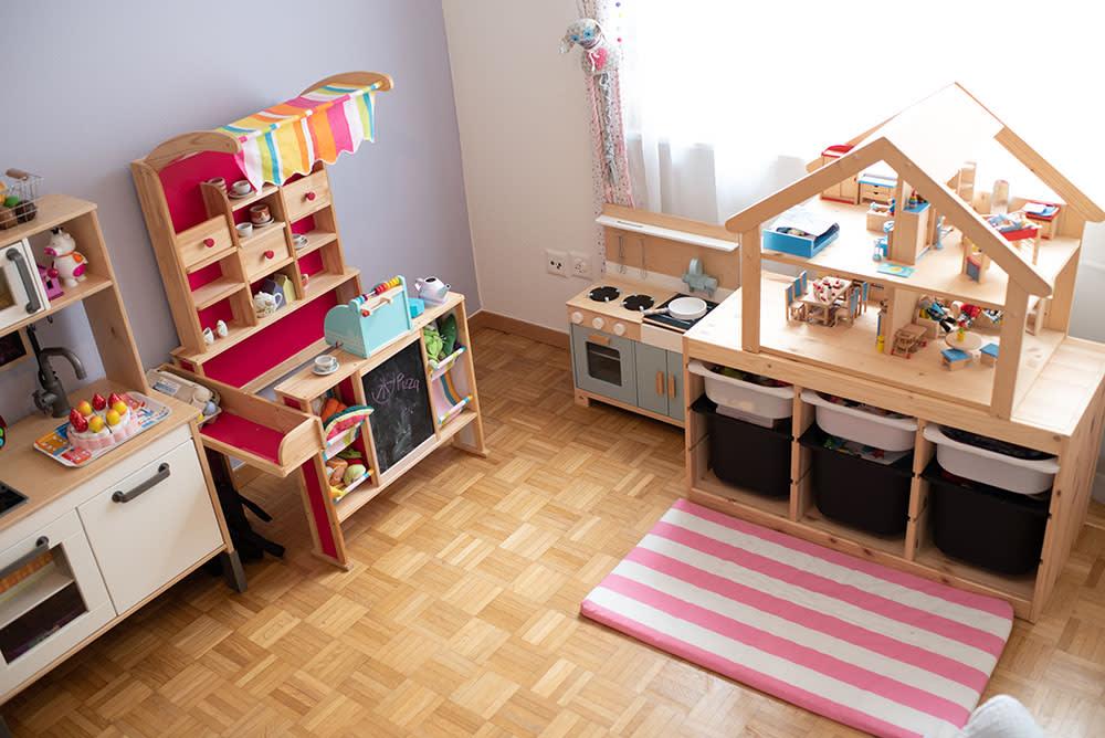 Kinderzimmer - Vorschau