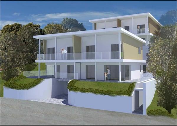 Residenza Le Terrazze a Cassina d\'Agno, Agno   acquisto Casa ...