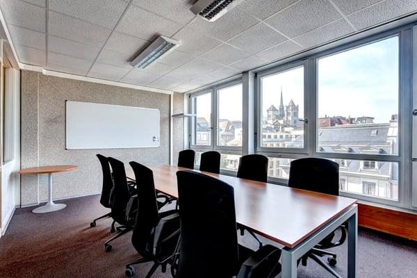 Mise à disposition de beaux bureaux équipés et meublés en plein