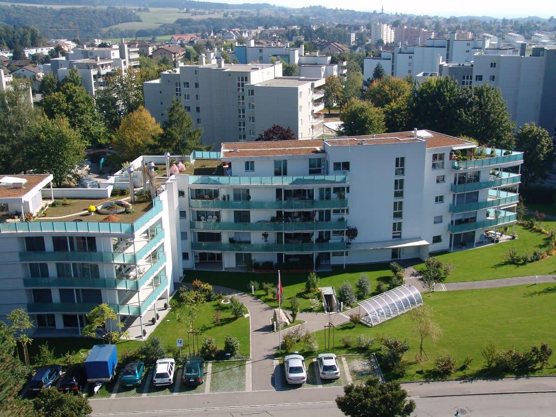 Greenpark: Büro / Praxisräume in gepflegter Umgebung, Widen | Büro mieten |  homegate.ch