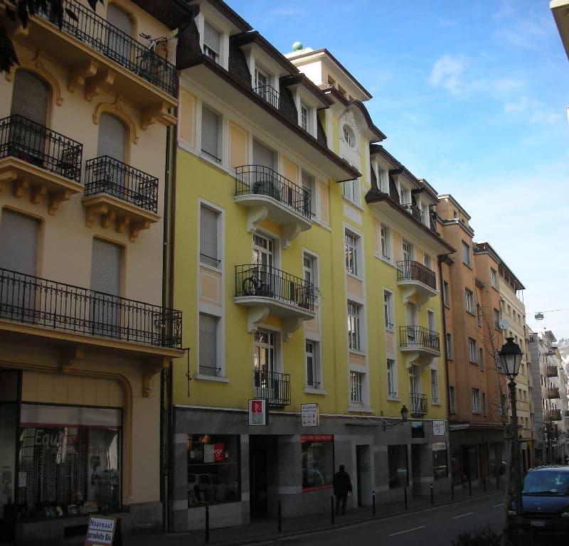 Avenue des Alpes 25