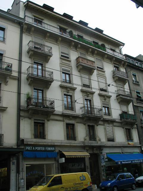 Rue de Carouge