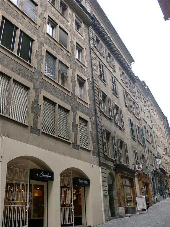 Rue de la Cité
