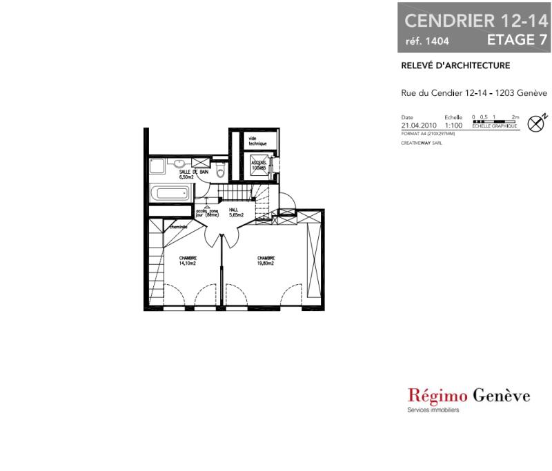 Rue Cendrier 12-14