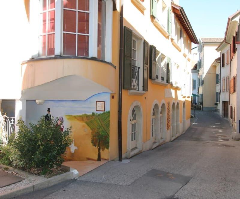 Rue du Soleil Levant