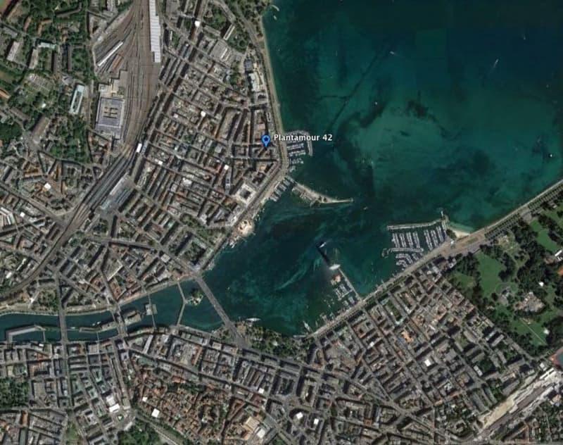 Genève Centre - Rive Droite