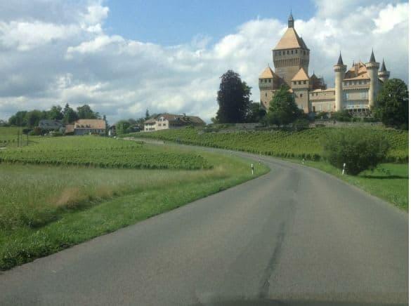 Route du Village 1