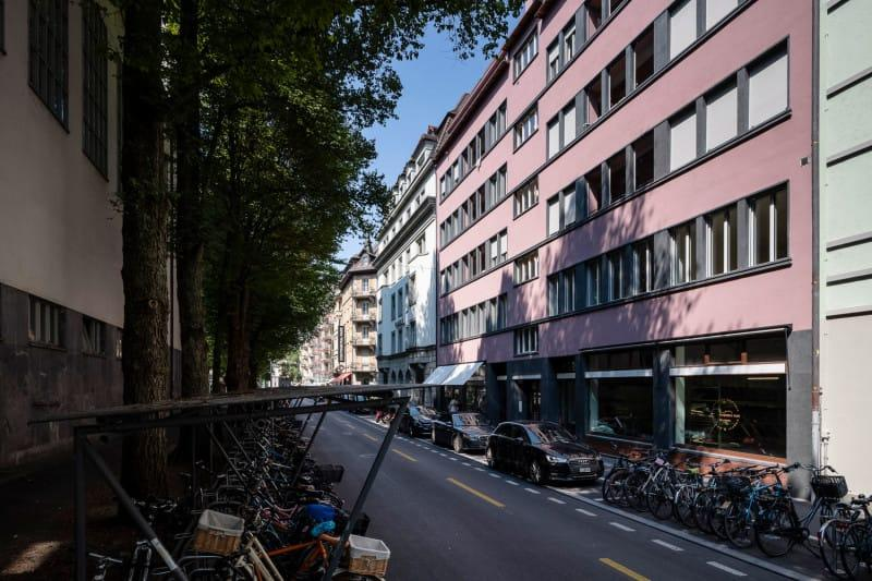 Morgartenstrasse 17