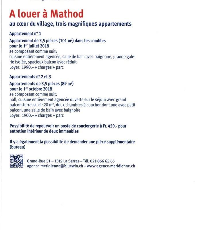 rue du Champs du Pont 4 bis