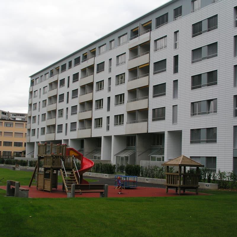 Avenue de Préfaully 38