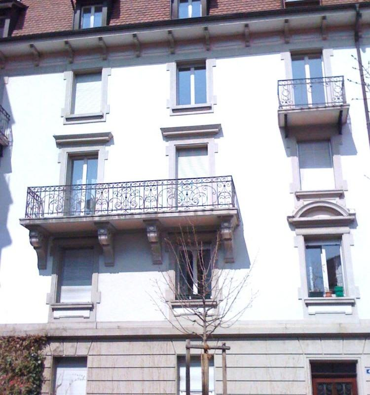 Rue  Frédéric-Chaillet 4