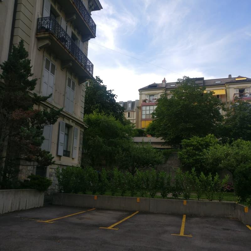 Boulevard de Grancy 7