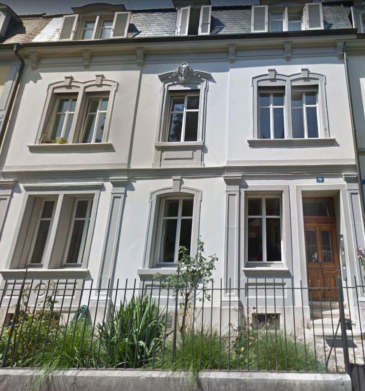 Grellingerstrasse 78