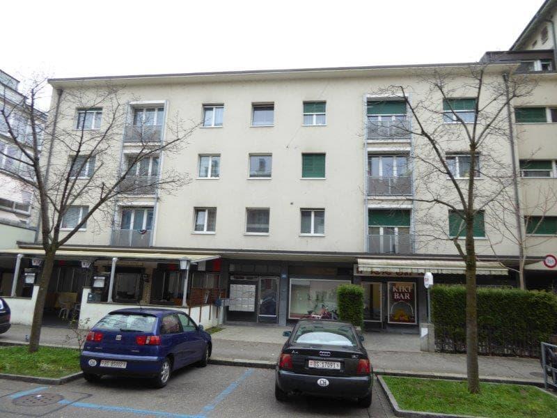Amerbachstrasse 64