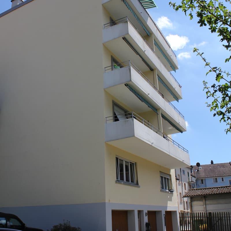 Klarastrasse 9