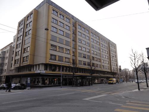 Boulevard de Pérolles 34