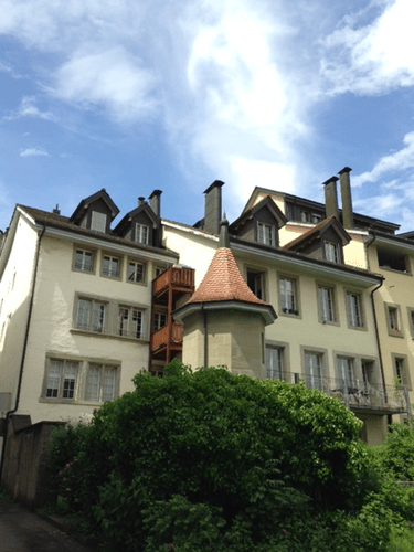 Rue de la Neuveville 18