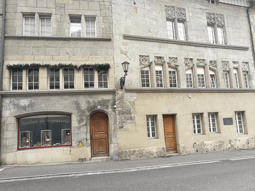 Rue de la Neuveville 20