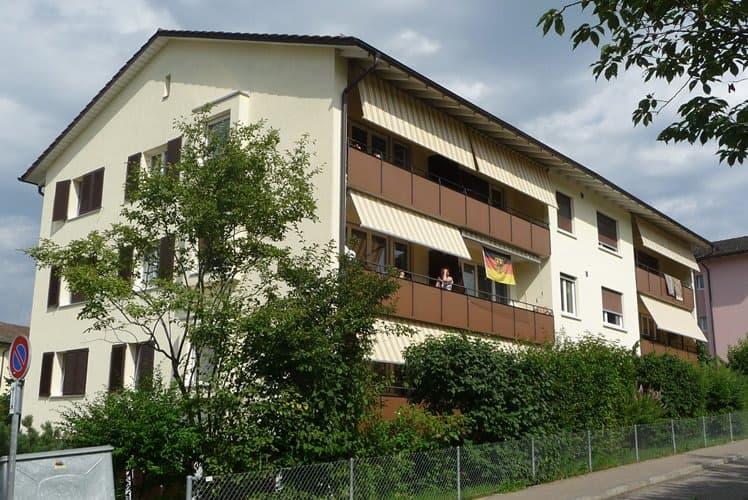 Vogelsangstrasse 1