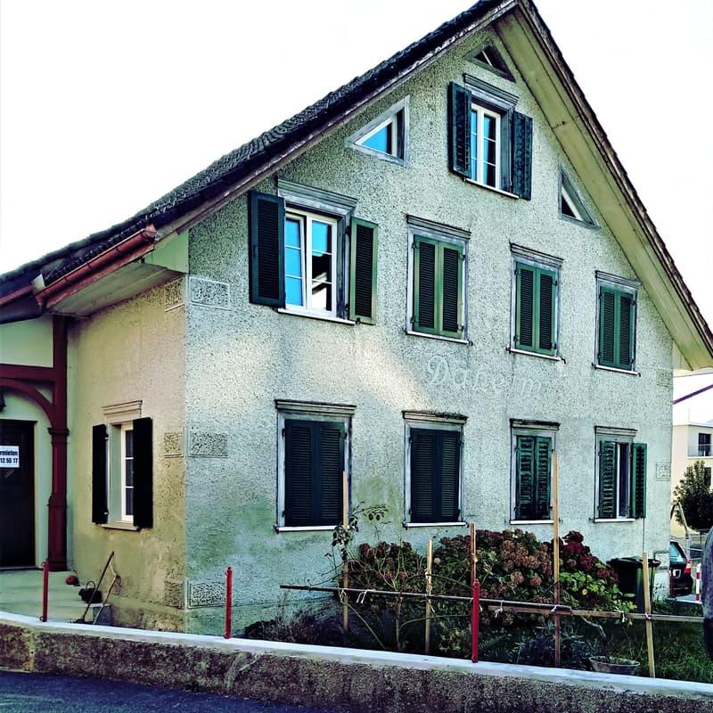 Dorfbachstrasse