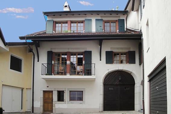 Rue du Collège 9