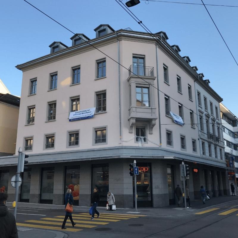 Seefeldstrasse 35