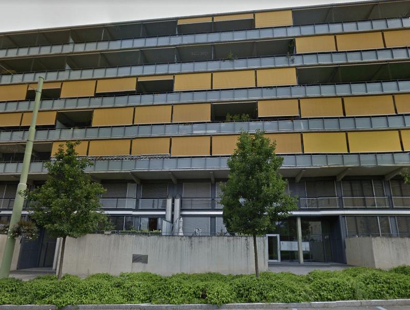 Rue Alberto-Giacometti