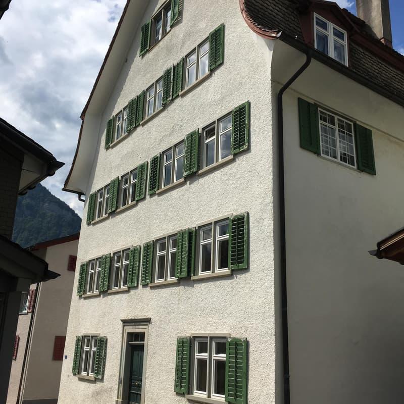 Oberdorfstrasse 1