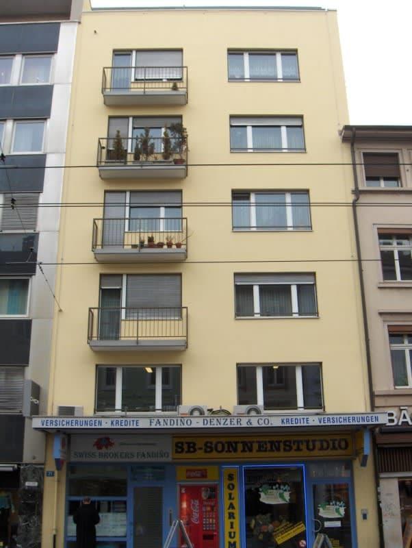 Clarastrasse 21