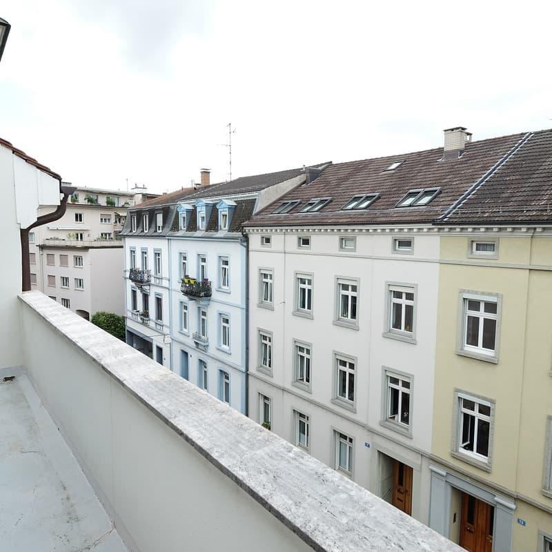 Mostackerstrasse 14