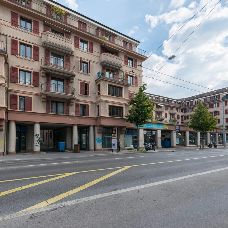 Avenue d'Echallens 2C
