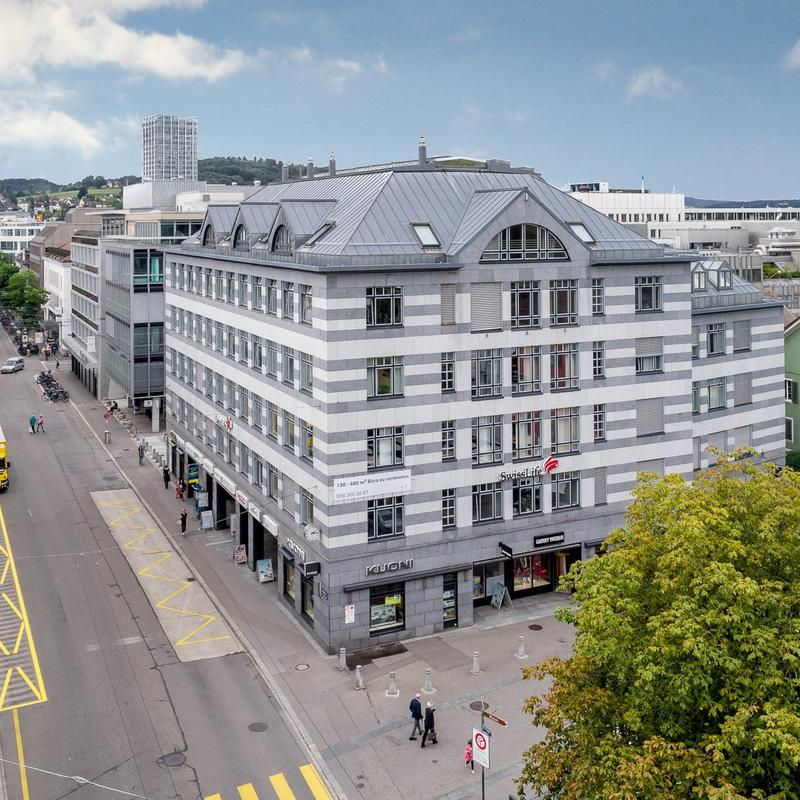 Stadthausstrasse 12