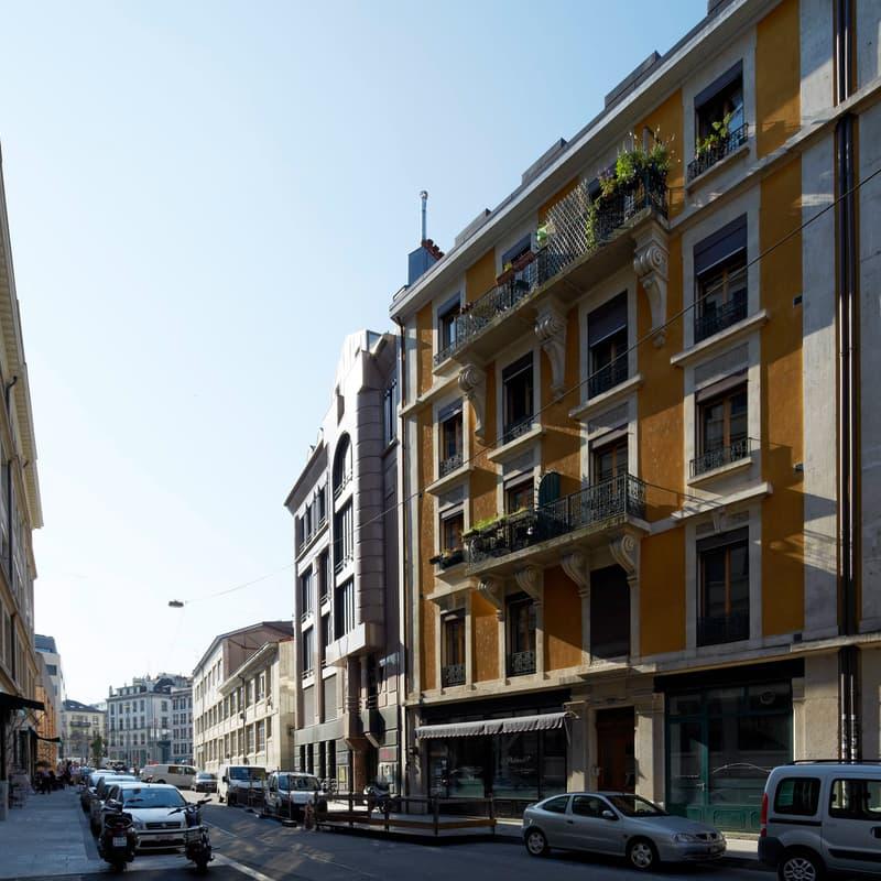 Rue de la Coulouvrenière 38