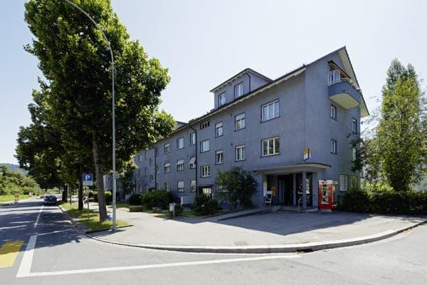 Huberstrasse 2-8