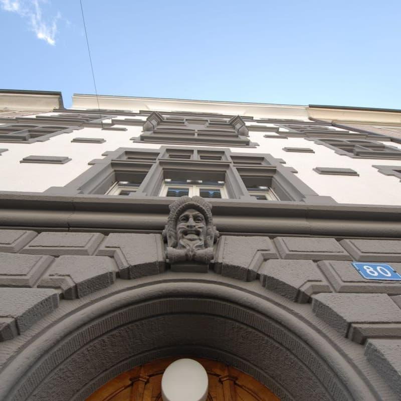 Amerbachstrasse 80